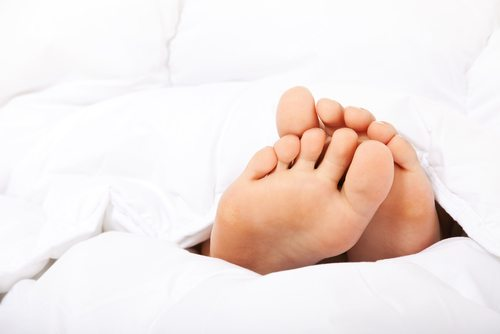neuropathy and elevating your feet