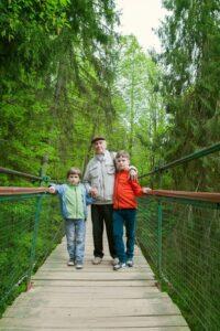 Active with Your Grandchildren