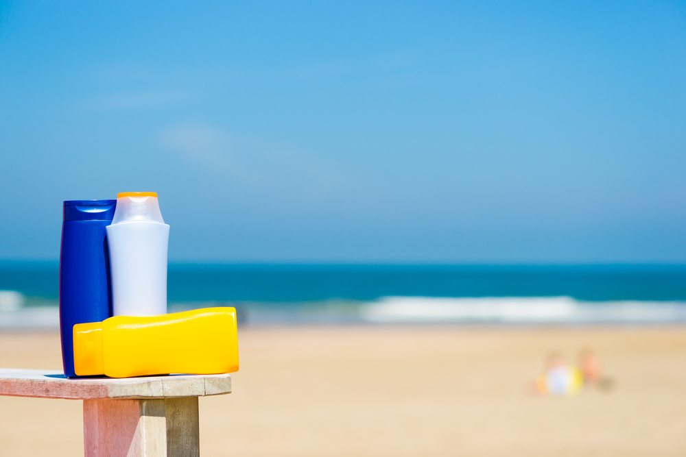 Protect against skin cancer