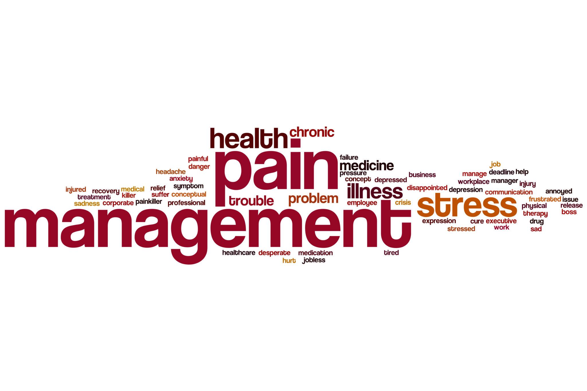 Pain Management injury balls