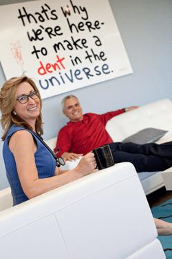 Dr. David Berg & Dr. Janice Johnston