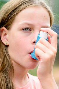 sports induced asthma