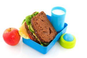 Dr. Johnston's Healthy School Lunch Ideas