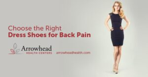 dress shoes for back pain
