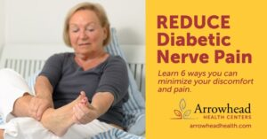 Reduce Diabetic Nerve Pain, Do These 6 Things Now