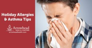 Holiday Allergies and Asthma