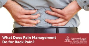 what does pain management do for back pain