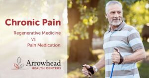 Using Regenerative Medicine over Opioid Pain Medications for Chronic Pain