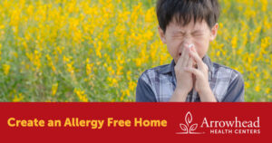 Create an Allergy Free Home
