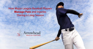 How Major League Baseball Players Manage Pain and Injuries During a Long Season