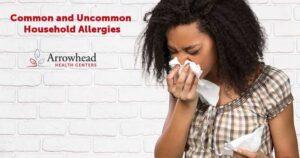 household allergies