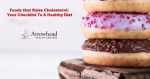 Foods that raise Cholesterol