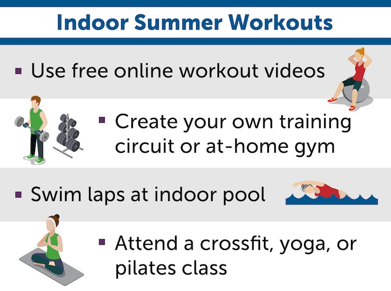 stay healthy indoors