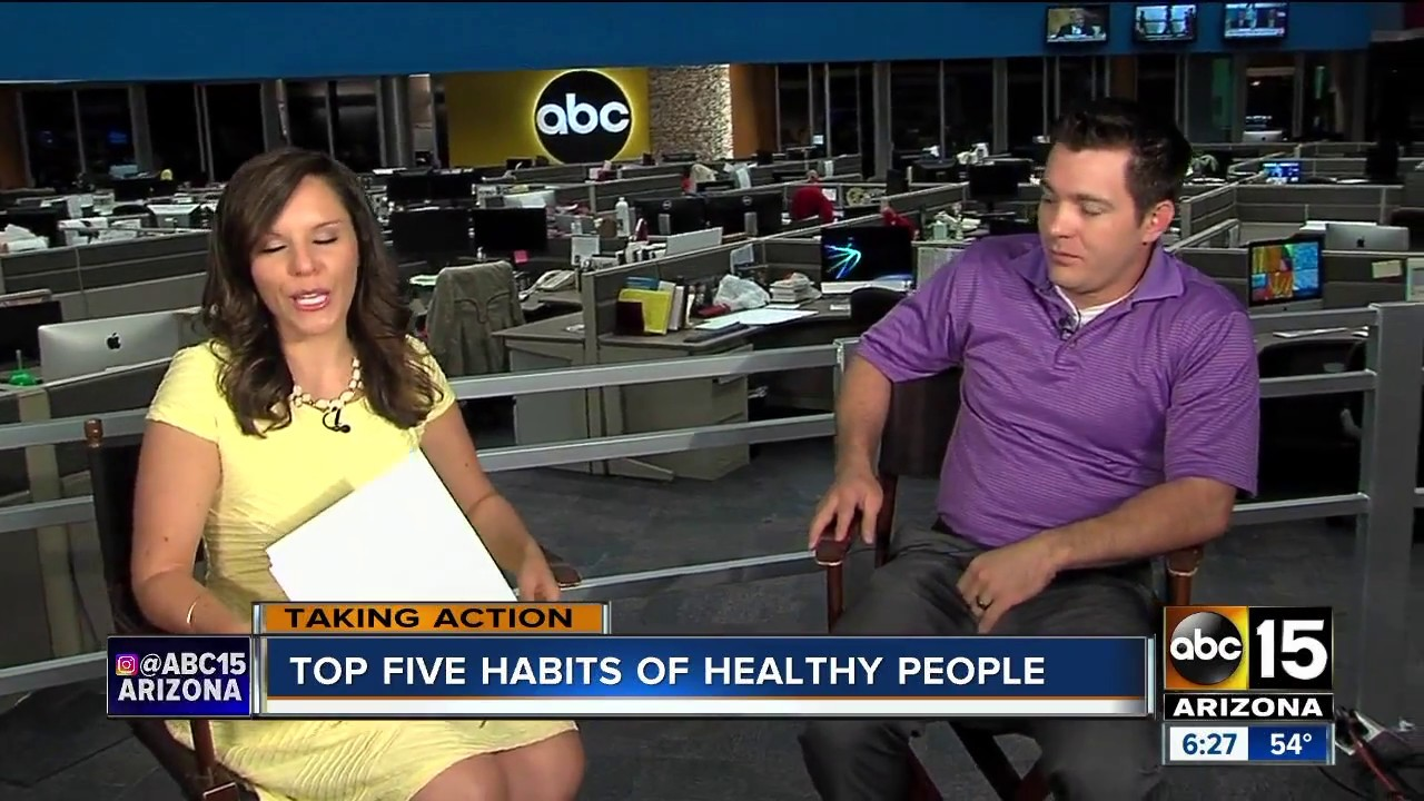 Anthony Nelson on World Health Day & Healthy Lifestyle Habits (Video)