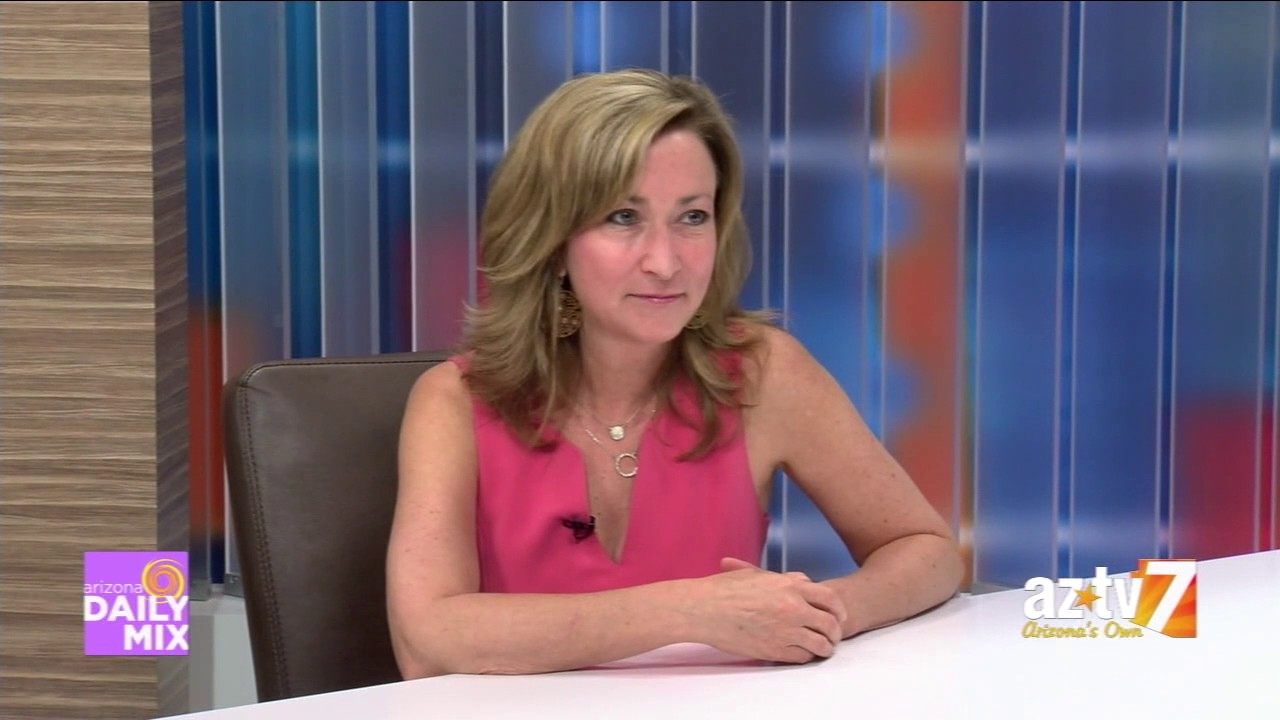 Dr. Johnston on AZTV: The Top 5 Habits of Healthy People