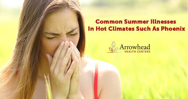 summer illnesses