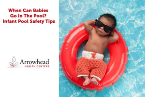 When Can Babies Go in the Pool