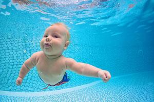 infant pool safety